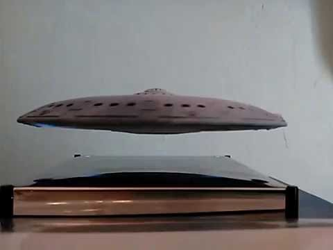 SUFO Hovering another classic Flying Saucer by: E L Pangman