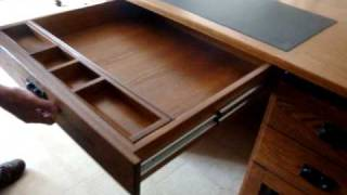 Roll Top Desk - American Made