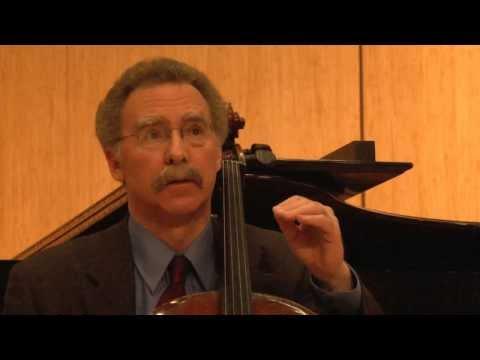 Shostakovitch Sonata in D Minor @ PSU