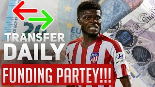 FUNDING PARTEY!!! | AFTV Transfer Daily