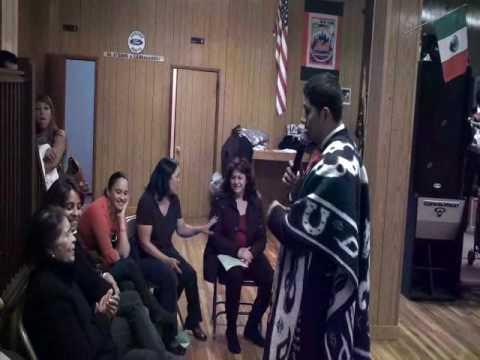 Virgen de Guadalupe college point NY diciembre 12