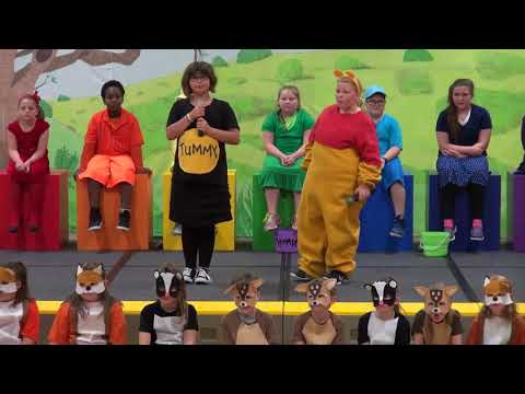 SJSD Fine Arts Institute's Production of Winnie the Pooh Kids
