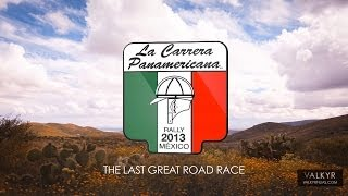 """The Last Great Road Race"" 