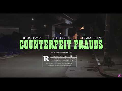 """Monark Dynamicz Music - """"Counterfeit Frauds"""""""