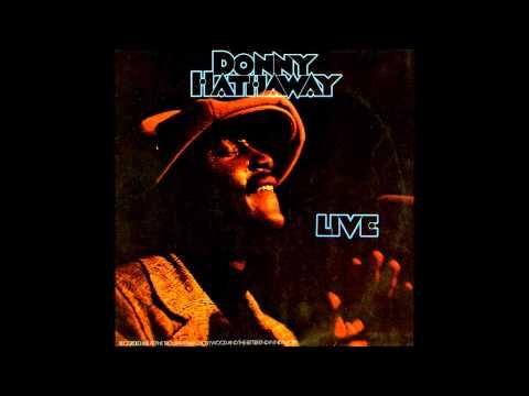 Donny Hathaway - Jealous Guy (Live) (1972)