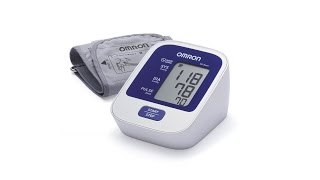 Omron M2 Basic Blood Pressure Monitor Unboxing