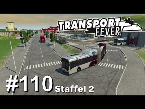 TRANSPORT FEVER S2/#110: Ein neuer Stadtteil für Hamburg [Let's Play][Gameplay][German][Deutsch]