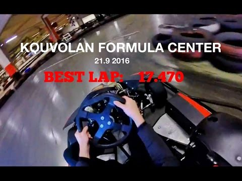 KOUVOLAN FORMULA CENTER - Free practice with few hot laps