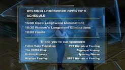 Helsinki Longsword Open 2019