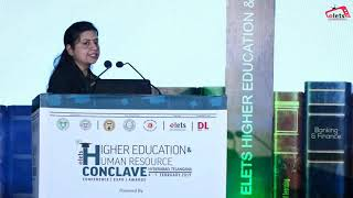 AICTE Perspective to Improve Technical Education: Dr Neetu Bhagat, AICTE, MHRD, Govt. of India