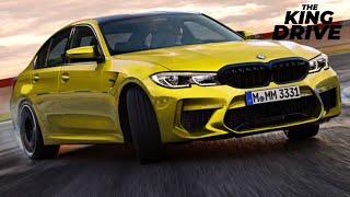 новая BMW M3 2019 получит сразу три версии