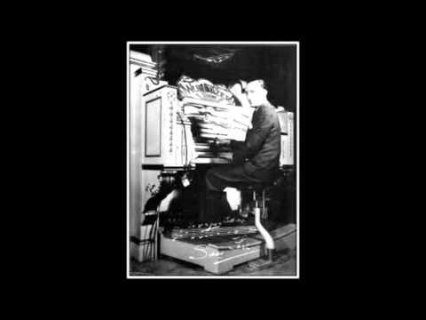 """SIDNEY TORCH - WURLITZER - STATE KILBURN - """"Rhythm Medley"""""""