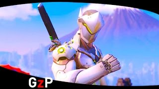 Overwatch How To Play Genji  BlizzCon 2015 - PC PS4 XO