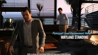 Gta V PC Gameplay Story mode First 20 minutes 60fps