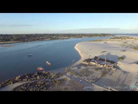 Video aéreo de El Pinar, departamento de Canelones, Uruguay desde lo Alto