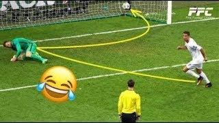 Momenti Troppo DIVERTENTI Del Calcio #110 - Funny Moments, Gol, Autogol, Fail