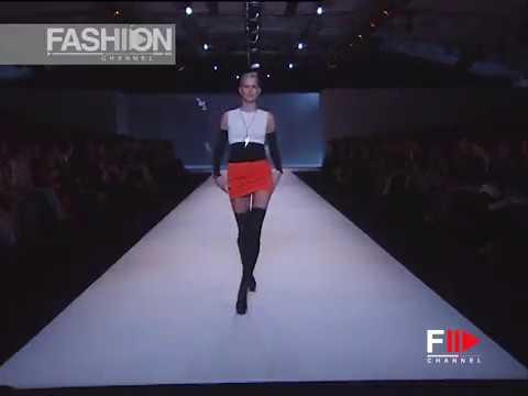 PACO RABANNE Fall 2003 2004 Paris - Fashion Channel