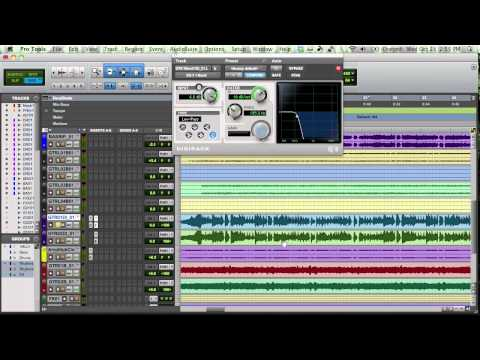 Andrew Wade: How to Get Loud, Clean Low End in Pro Tools