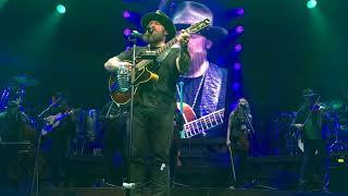 The Eye (Brandi Carlile cover) - Zac Brown Band with the O'Connors - Raleigh, NC