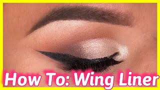 HOW TO: WING LINER | JOVANY ROMO