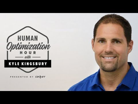 #48 Dr. Dom D'Agostino   Human Optimization Hour with Kyle Kingsbury