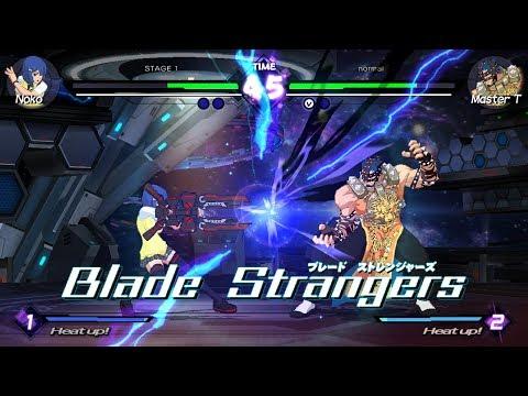 Blade Strangers x WNF PreGame