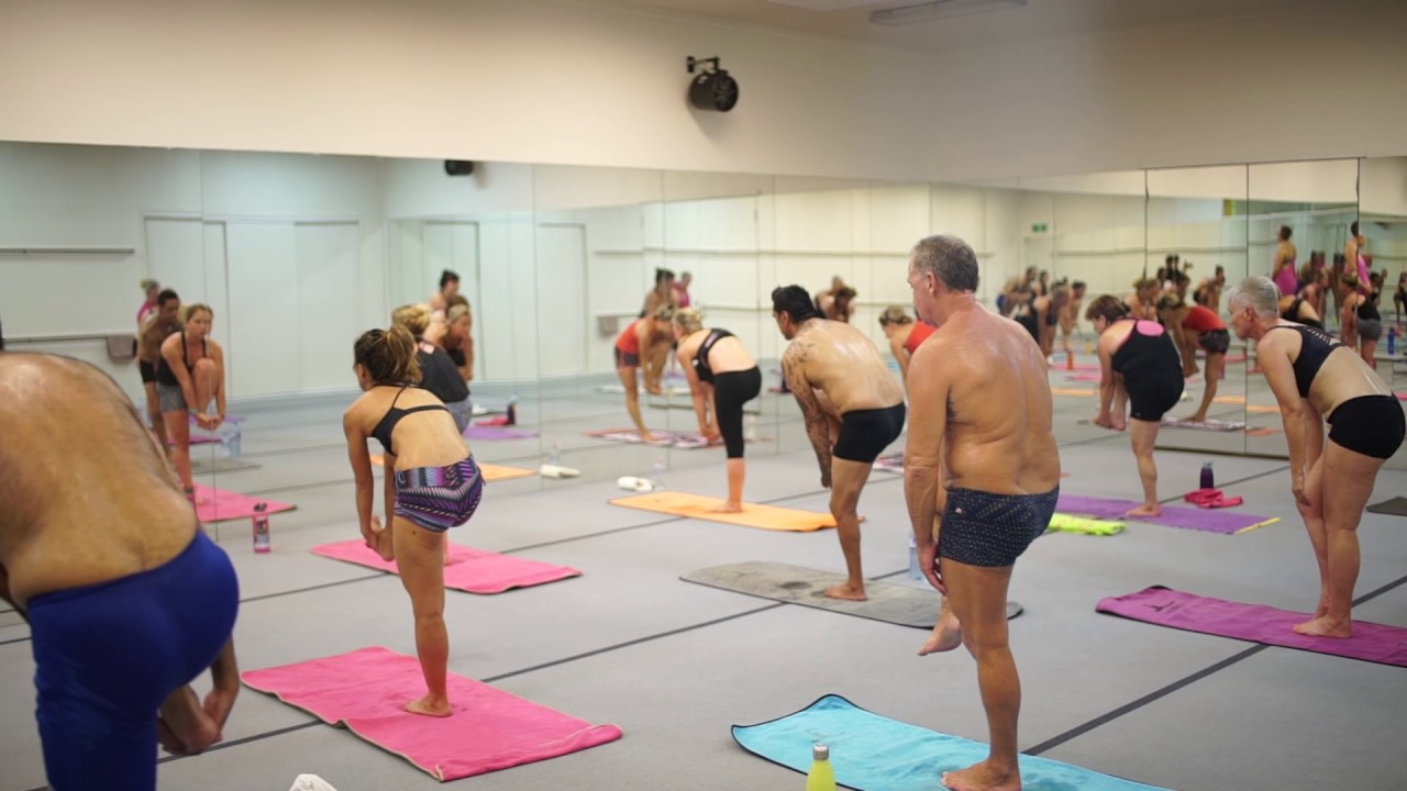 Bikram yoga brisbane city