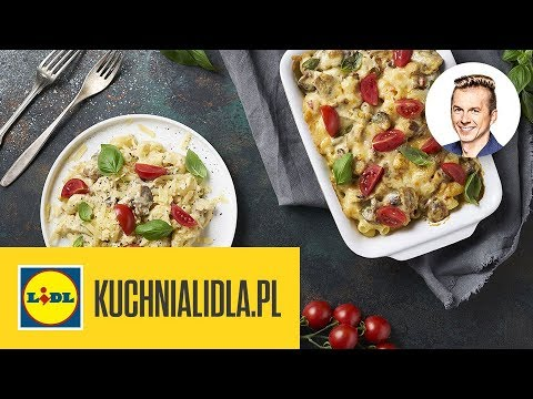 Mac Cheese Na 2 Sposoby Karol Okrasa Kuchnia Lidla Youtube