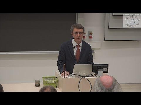 """Prof. Krzysztof Meissner - """"Czy cząstka Higgsa ma rodzeństwo?"""""""