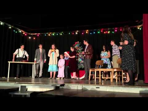 "Sparhawk School - ""It's A Wonderful Life"" Stella Scene 2"