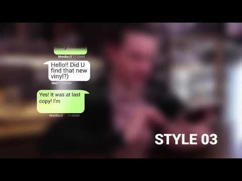 22 Modern Text Message Effects for Video & Film | Motion Array