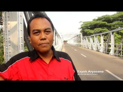 Jembatan Jambon Jurug #KotaSolo