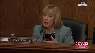 Sen. Hassan Presses HHS Official on Lack of Leadership from White House on Opioid Funding