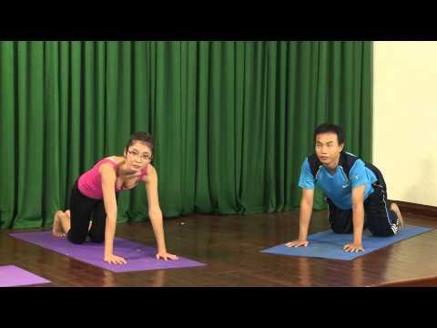 Chuỗi Yoga Chào Mặt Trăng (Moon Series) là gì? - Trung Tâm Yoga Tại Nhà