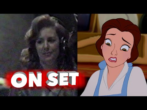 Beauty and The Beast: Behind the s Original Voice Recording Animation