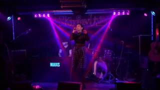 Nuuxs - Cry (Live at Ramsgate Music Hall) Supporting Skinny Living