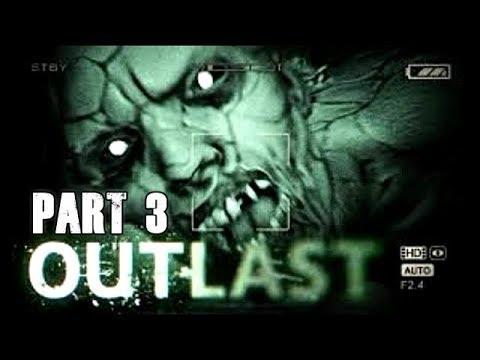 Let's Play Outlast Gameplay Walkthrough (Part 3)