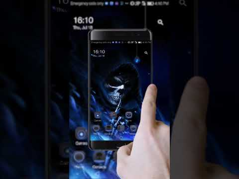 Skull Launcher - HD Live Wallpapers, Themes - Apps on Google