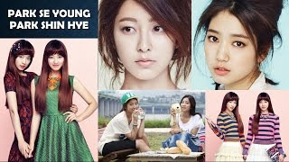Video Park Se Young and Park Shin Hye - Sisters? download MP3, 3GP, MP4, WEBM, AVI, FLV Maret 2018