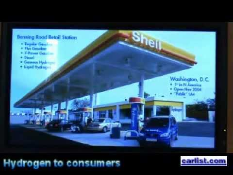 Shell Oil bringing renewable hydrogen to the automotive industry - hydrogen fuel cell cars roadtrip