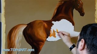 Stubbs - Whistlejacket | Art Reproduction Oil Painting