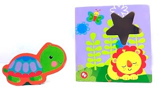 Развивающие мультики для детей от года. Игры для самых маленьких.