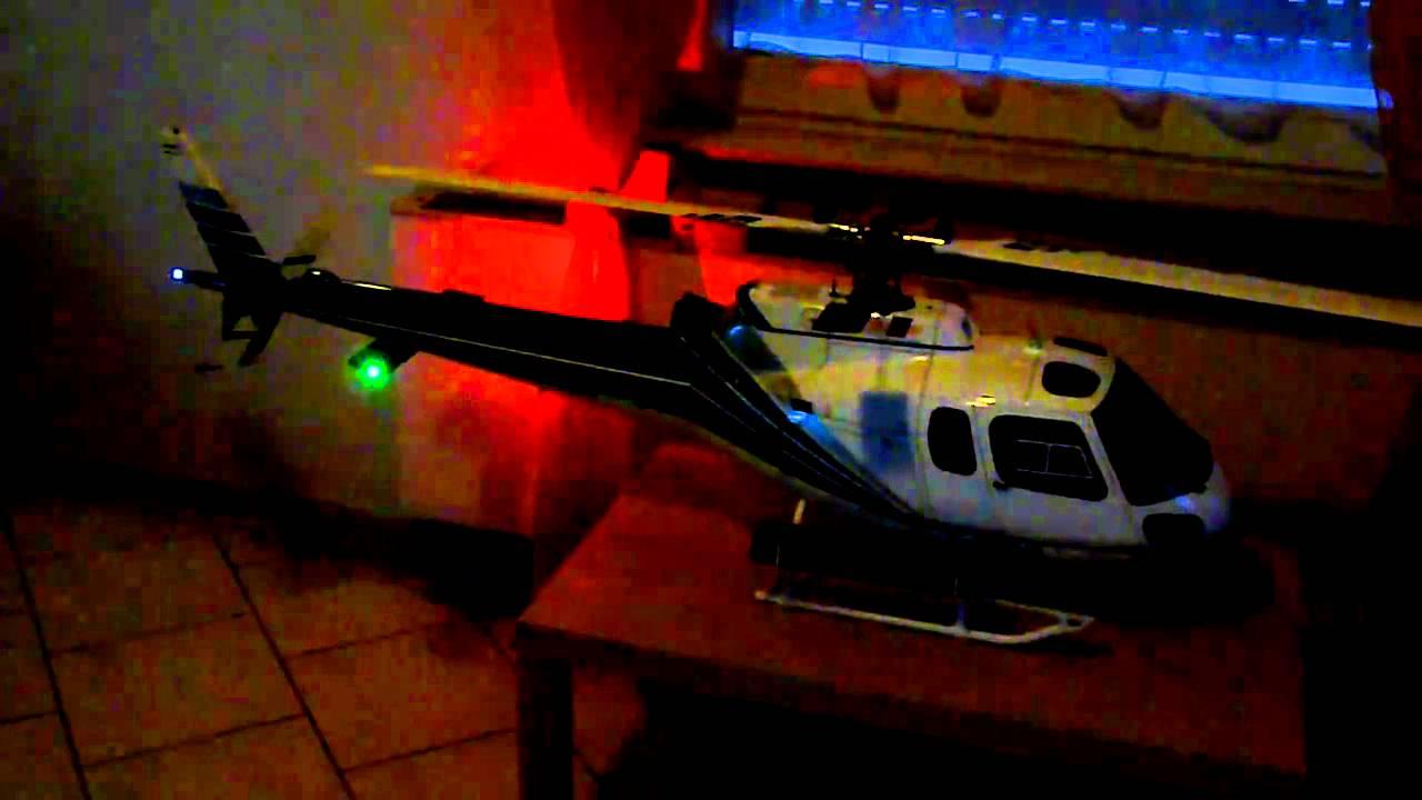 Beleuchtung Funkey AS 350 Ecureuil