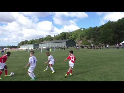 Игра 1 Prep School Pumas (England) vs Academy (Russia) - first half