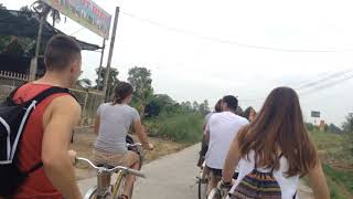 Cycling Trip in Mekong Delta with Smile Travel