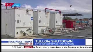 British Oil Company Tullow oil downs tools at Turkana oil wells