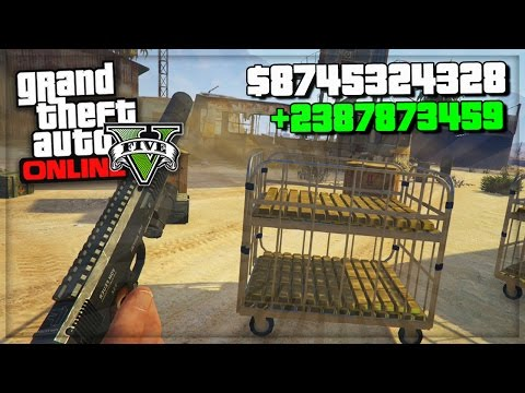 GTA 5 Online Million Dollar Mods/Cheat In...