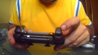 Como arreglar el botón R2 del mando ps4