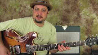 Learn Guitar - Pentatonic Scale Patterns To Practice - How To Solo On Guitar