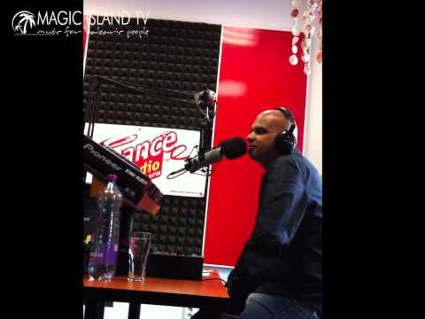 Roger Shah - Interview for Dance Radio CZ
